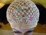 5 antique boudoir cap