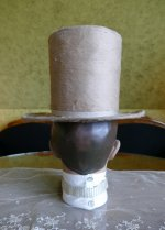 15 antique top Hat 1845