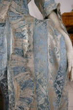 7 antique robe a la francaise 1770