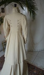 91 antique dress set