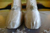 3 antique wedding boots 1818