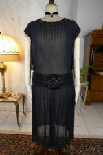 12 antique evening dress 1924