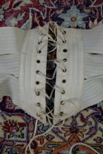 19 antique summer corset 1895
