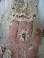 11b antique wedding dress 1920
