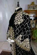 19 antique opera coat worth 1896