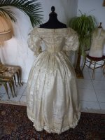 50 romantic period wedding gown 1835