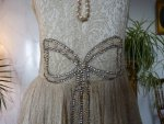3 antique wedding dress 1927
