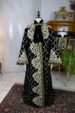 14 antique opera coat worth 1896