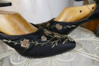 11 antique flapper shoes Berlin 1927
