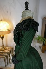 14 antique reception gown 1896