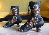 18 antique opera boots 1878
