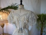 31 antique ball gown 1903