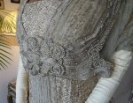 19 antique Maurice Mayer gown 1913