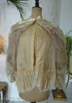 103 antique bed jacket