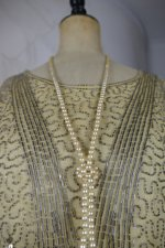 3a antique flapper dress 1920