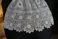 3 antique jabot 1910