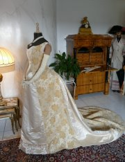 49 antique court dress 188