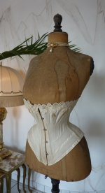 8 antique corset 1888