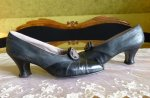 13 antique shoes Hellstern 1905