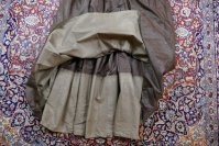 34 antique afternoon dress 1840
