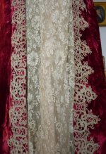 5a antique dress gown