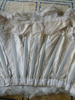 108 antique ball gown 1890