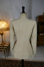 12 antique DRECOLL Jacket 1920