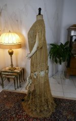 18 antique Drecoll Negligee 1912