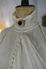 12 antique jackes doucet blouse 1910