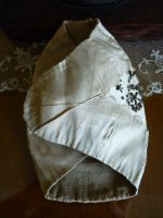 102 antique bonnet 18th