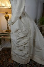 16 antique wedding dress 1878