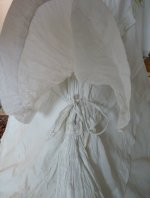 23 antique underskirt 1880