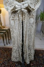 15 antique irish lace coat 1904