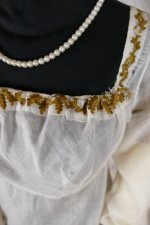 18 antique empire dress 1802