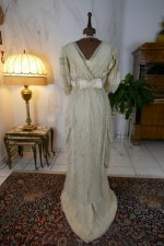 21 antique dress Havet Agnes 1912