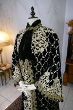 12 antique opera coat worth 1896