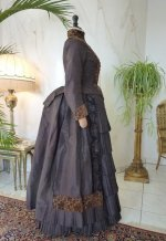 37 antique gown 1880