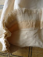 83 antique bridal gown 1874