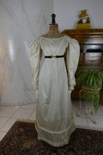 23 antique empire dress 1815