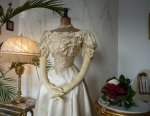 10 antique ball gown 1892