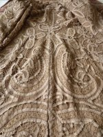 101 antique battenburg lace coat 1906
