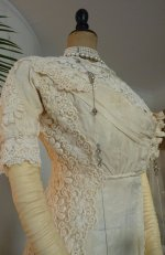 16 antique wedding dress