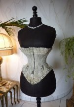 3 antique corset 1889