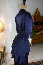 27 antique hobble skirt Dress 1913
