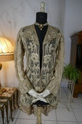 antique lace jacket 1906