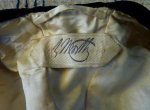 1 antique Worth opera coat 1904