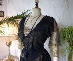 6 antique evening dress 1913