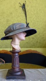 17 antique hat 1912