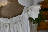 6 antique camisole 1860