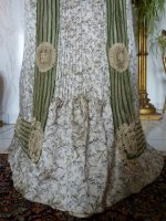 11 antique recpetion gown 1904